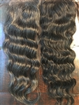 SEASONED GRACE COLLECTION: CUSTOM CLOSURE (Gray Blend)