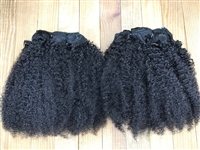 "SUPER COILY FRO 14"" CLIP-INS (2 available)"