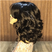 Wig Drop: FULL LACE WIG 12""