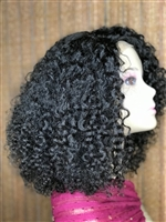 "Wig Drop: 14"" Inverted Curl Baby Bob"