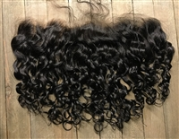 "!!SOLD!! 13X6"" NATURE'S CURL FRONTAL, 14"""