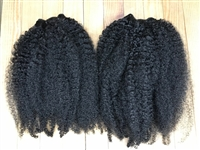 "!!SOLD!! - SUPER COILY FRO 22-24"" HALF BUNDLE (2 AVAILABLE)"