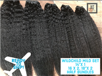 "WILDCHILD MILD SET! (14, 16, 18"" range)"