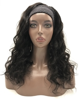 "INSTOCK: 18"" SOFT WAVE HEADBAND WIG"