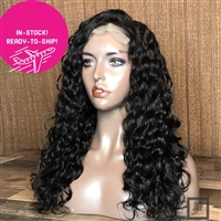 "!!SOLD!!- IN STOCK- WIG STYLE: 16"" JUICY CURL"