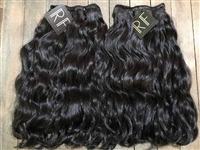 "14-16""/16-18"" Gorgeous Russian Fede Natural Straight bundles!"