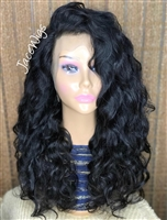 "—SOLD— 10-N-10: 18"" Lace Frontal Soft Wave Beauty!"