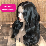"--SOLD---14"" Russian Fede 'VANESSA' Wig! Ready-To Ship!"