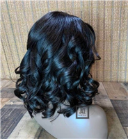 IN STOCK - WIG STYLE: SMOKY