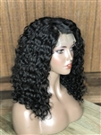 "IN-STOCK 16"" LACE TOP WIG- NATURE'S CURL"