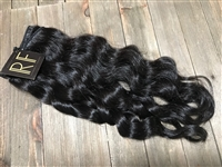 !!SOLD!! SHOWCASE OFFERING #6: HEAVY MEDIUM COARSE TIGHT WAVY/CURLY