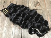 !!SOLD!! SHOWCASE OFFERING #7: HEAVY MEDIUM COARSE TIGHT WAVY/CURLY
