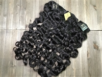 OFFERING #8: AMAZING WAVY CURLS & LENGTH- (REDUCED FOR GRAYS)