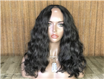 "14"" RAW ROBIN-  U-PART WIG (Build-Your-Own)"
